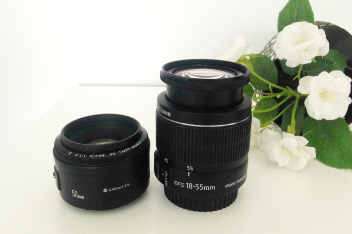 Photo Equip - Lenses