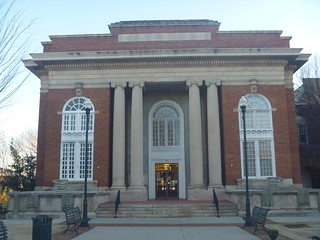Abbeville County Courthouse,January 19,2015