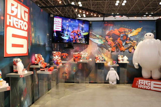 Bandai - New York Toy Fair 2015