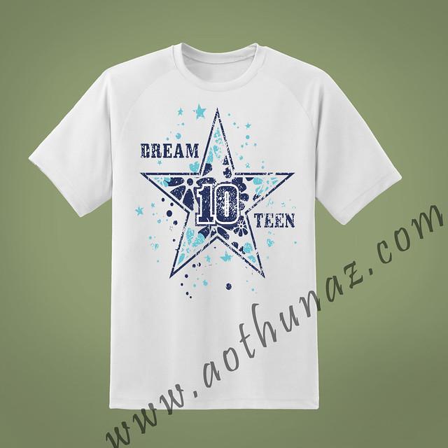 Áo thun Teen nữ dễ thương - MS1054