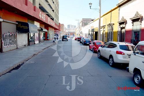 Calle Álvaro Obregón