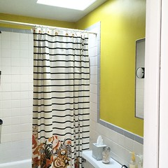 Finished! #citron #bathroomredo