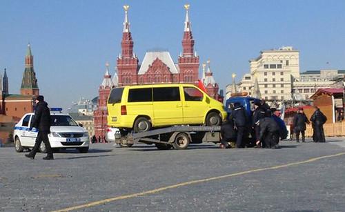 Москва Красна площа