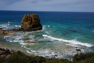 Sea Stack along the Great Ocean Road