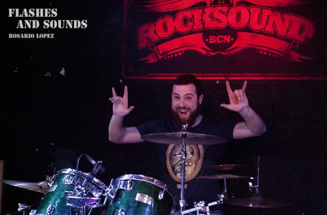 Dani Gancho en Rocksound