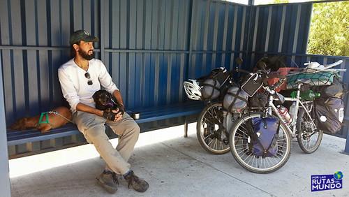 Por las Rutas del Mundo en Bici en Chile
