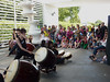 Takumi Japanese drummers - Chinese Lunar New Year festivities at Upper Riccarton Library
