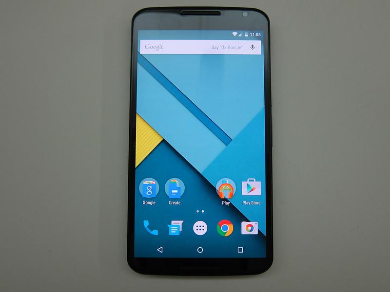 Nexus 6 - Switched On