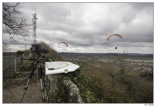 panorama france troyes montagne landscape frankrijk paragliding parasailing colline pana landschap aube heuvels gigapan barsuraube saintegermaine megepixel champangneardennen
