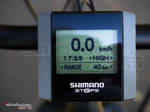 """Gepida Reptila equipped with Shimano STEPS • <a style=""""font-size:0.8em;"""" href=""""http://www.flickr.com/photos/ebikereviews/16711715756/"""" target=""""_blank"""">View on Flickr</a>"""