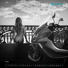 CFMOTO Calendar 2015