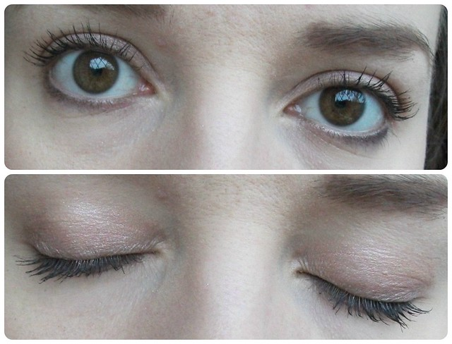 W7 In The Nude Palette Three Ways Look 1