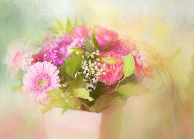Bouquet from the garden.