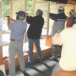 Pistolenschiessen 2008