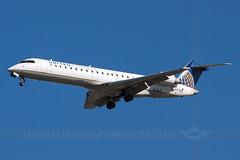 United Express (Skywest Airlines) Bombardier CRJ-702 N771SK