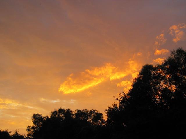 Sunset (27 July 2016) (Newark, Ohio, USA) 1