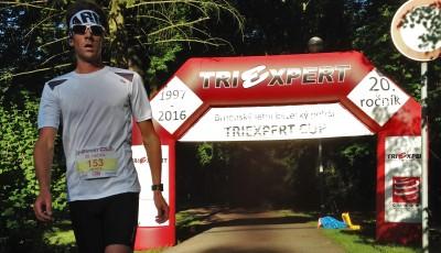 Triexpert Cup v Pisárkách: Petr si doběhl pro pohodlnou šestou výhru