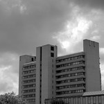 Grey Office Block