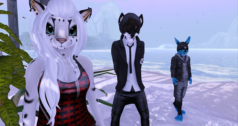 Second Life Furries
