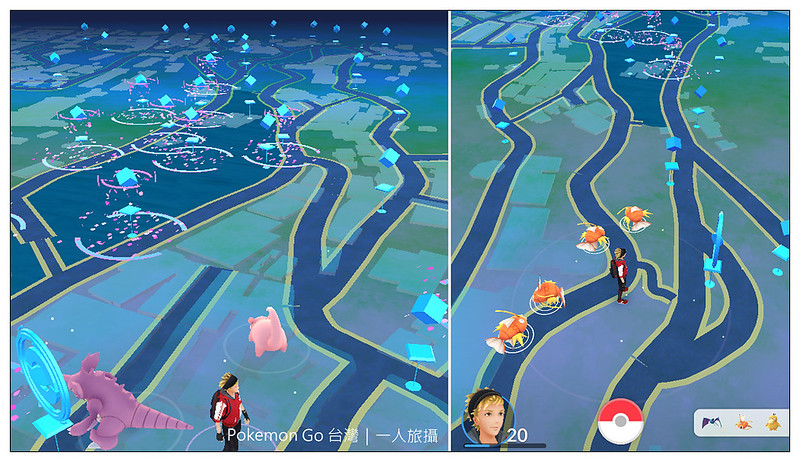 Pokemon Go 台北抓怪點 22