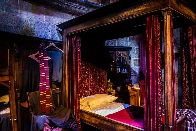 Gryffindor Dorm