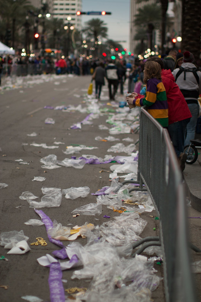 After Krewe of Tucks | Mardi Gras 2016