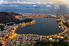 Rio's Olympic rowing venue