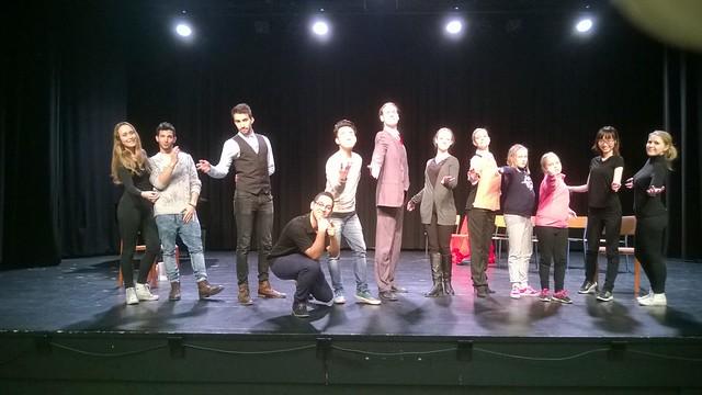 Grand rehearsal