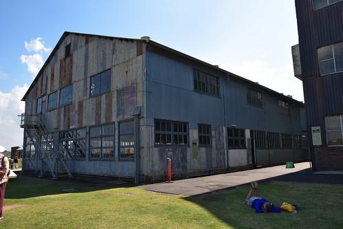 Cockatoo Island Naval Dockyard and Convict Prison Museum