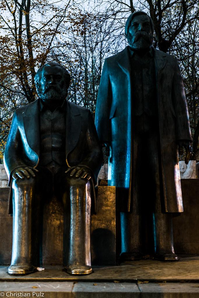 Marx Engels Forum Vormals Heilige Geist Straße Berlin 201