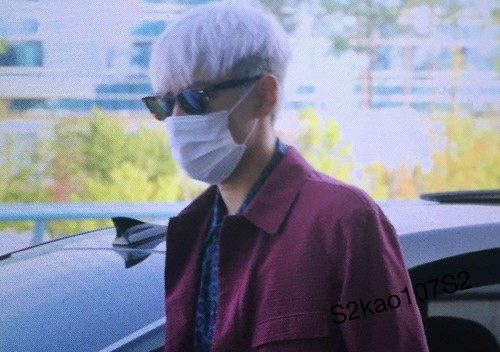 BIGBANG Departing Seoul to Osaka 2015-08-21 by S2kao107S2 (3)