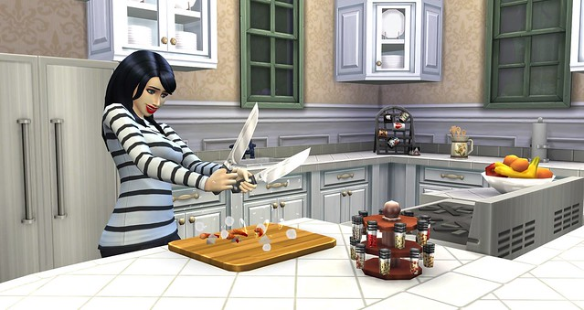 how to learn new recipes in sims 4