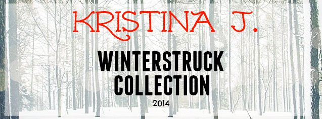 kristina j design winterstruck