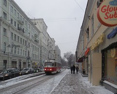 Moscow tram 1365 2014-12-31