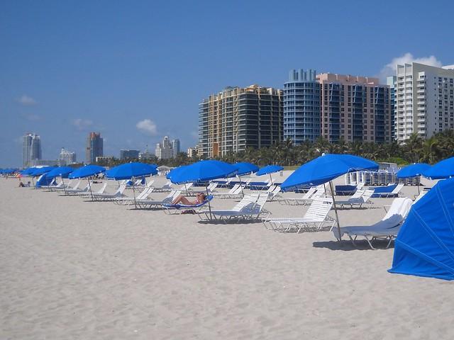 Miami Beach, Lummus Park Beach