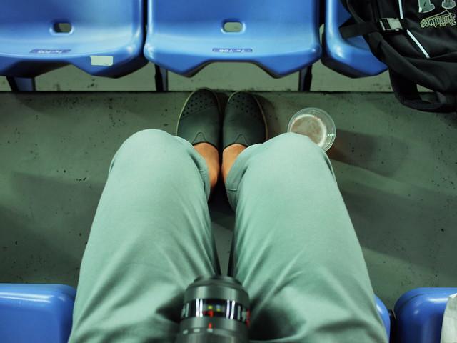座位區大小,腿短坐哪都非常ok