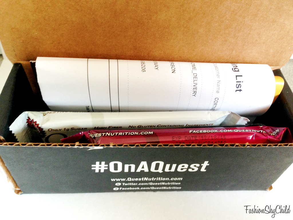 quest bars 1