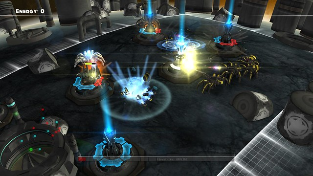 Final Horizon, on PS Vita and PS4