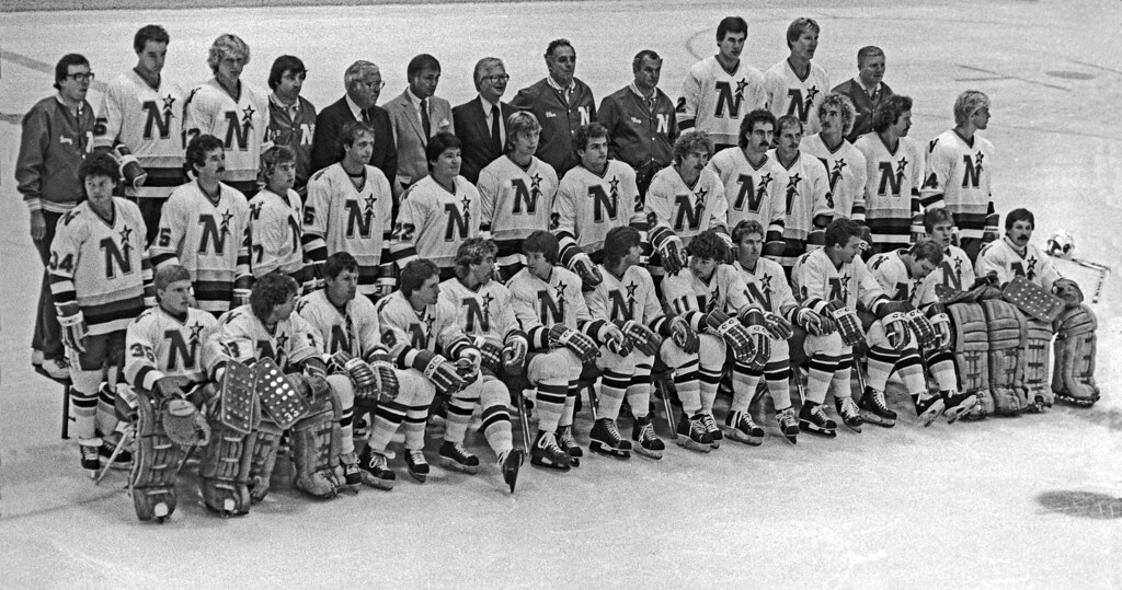 1982 Hockey Nstars team pic DN edit