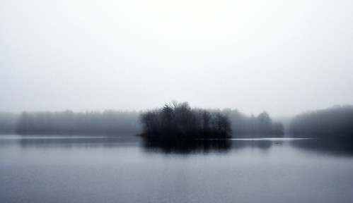 autumn lake fall nature water fog dark landscape photography photo pond flickr foto image massachusetts sony foggy picture newengland cybershot capture turnpikelake dscw300 plainvillemass