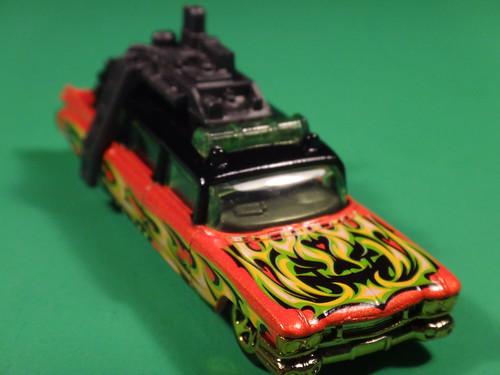 Halloween Hot Wheels 2014 Ecto-1