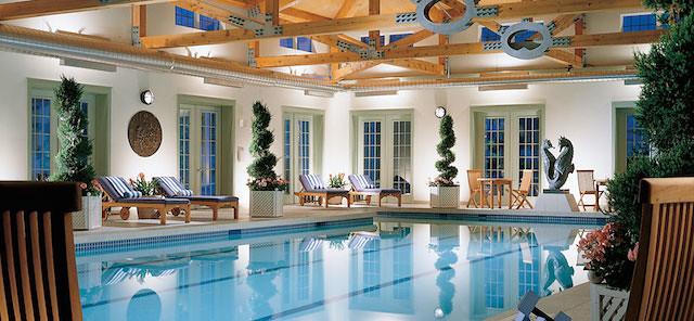 Pool at the spa at Equinox Resort (equinoxresort.com)