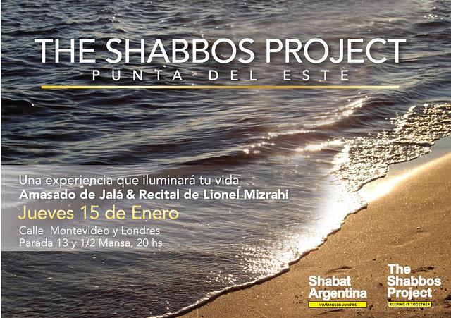 shabat project en Punta del Este