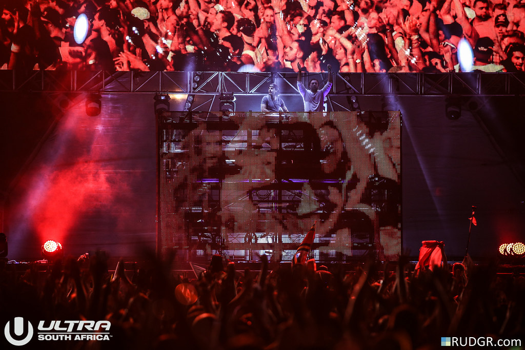 Axwell ^ Ingrosso @ Ultra South Africa - Johannesburg