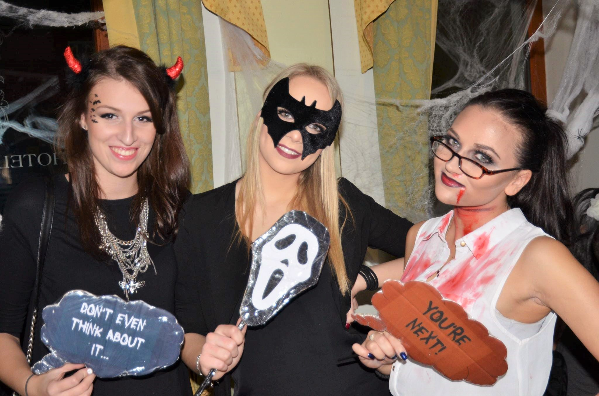 Charity Halloween Party | Webster Vienna Private University
