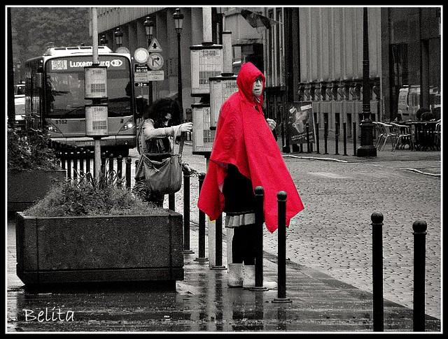 RAIN, RAINBOW OR CLOUDS