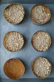 Carrot Muffins, unbaked