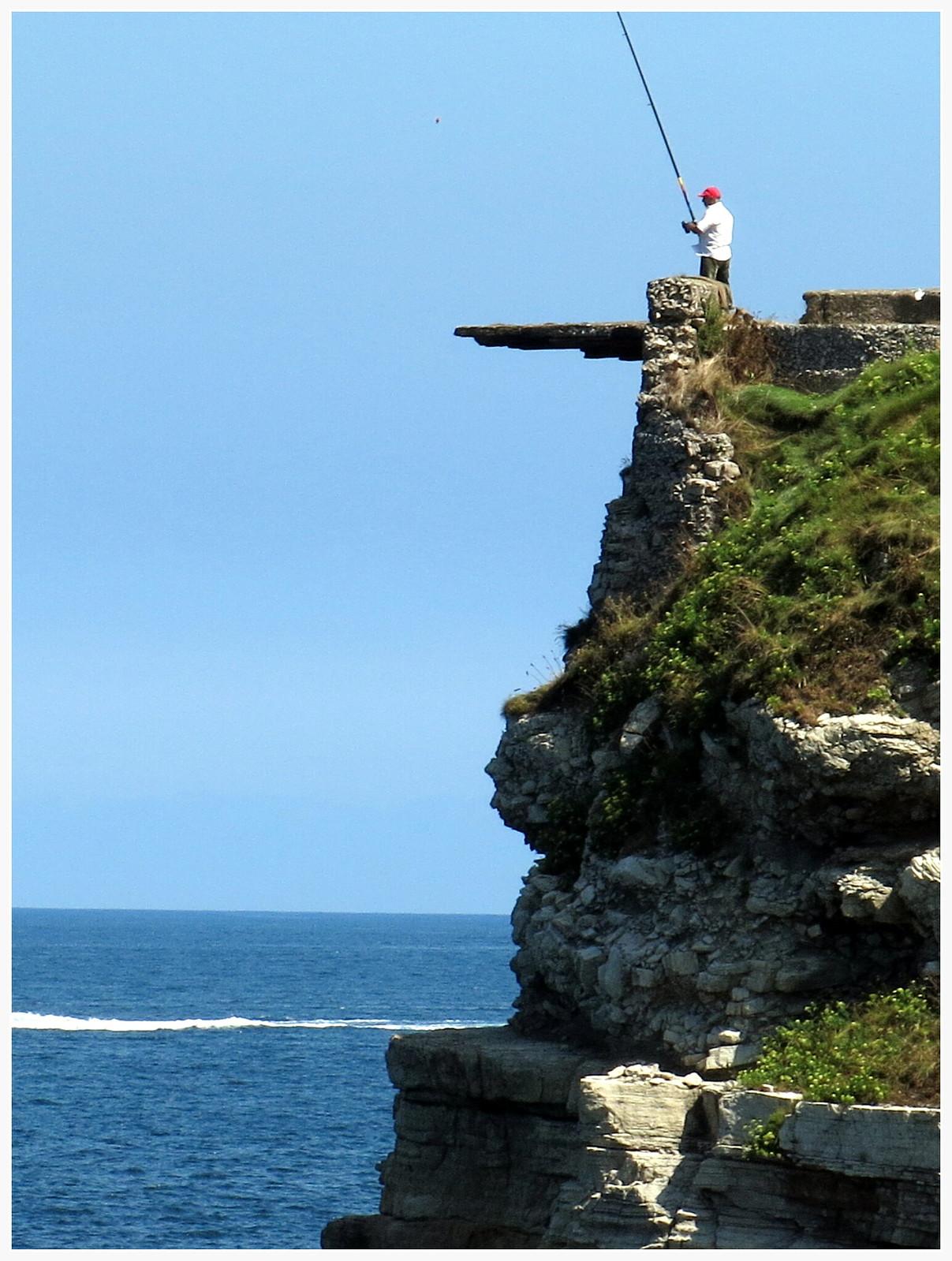 Será... pesca de alturas