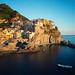 Manarola Sunset by Philipp Klinger Photography