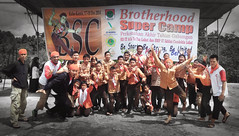 Mujahid Muda - Pramuka SIT - Brotherhood Super Camp